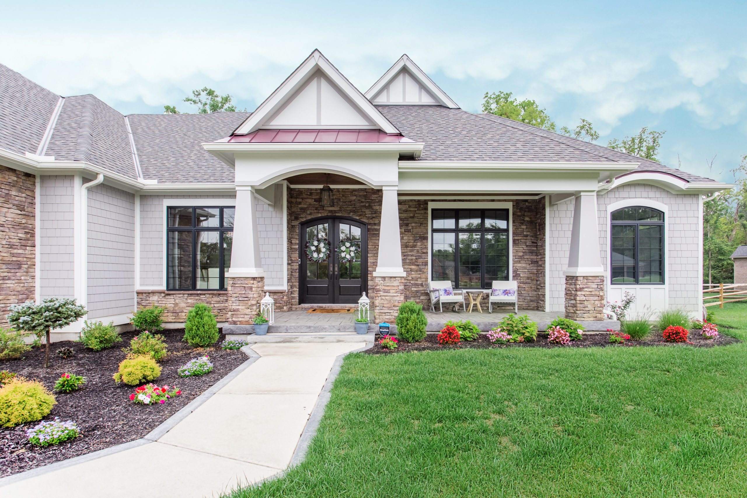 Liberty Township   Transitional   Redknot Homes