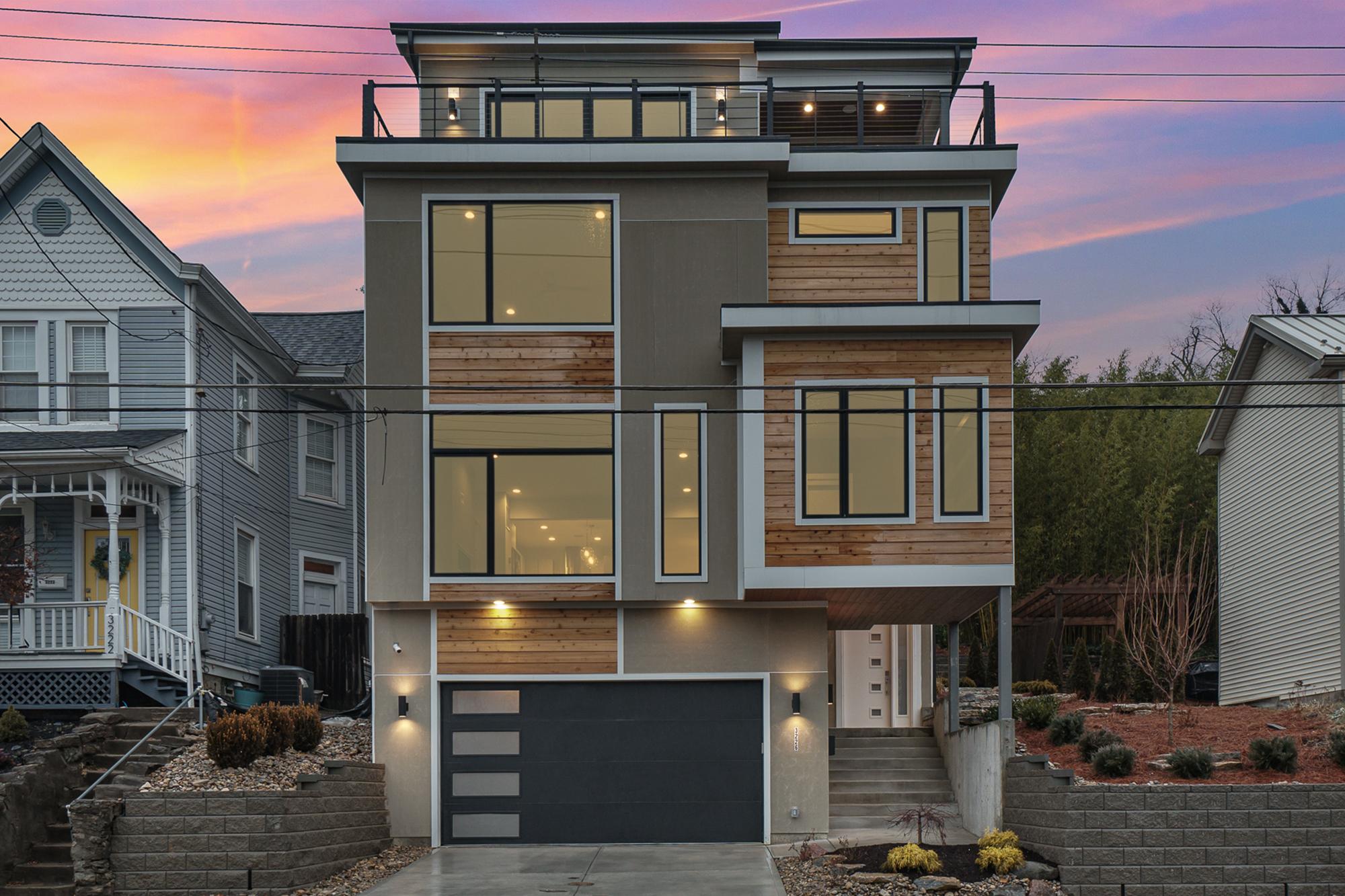 Cincinnati | Modern | Redknot Homes