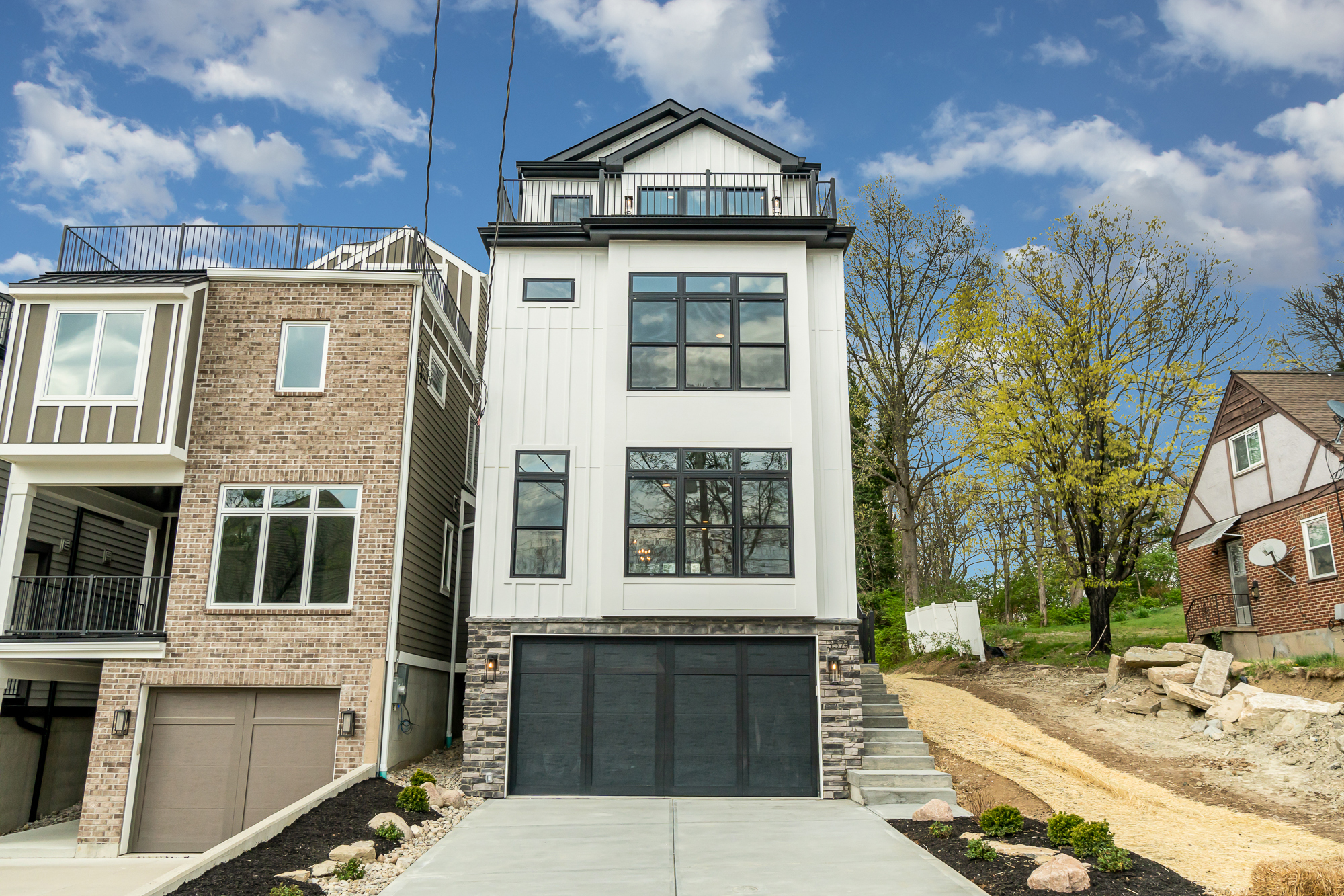 Columbia-Tusculum | Modern Farmhouse | Redknot Homes