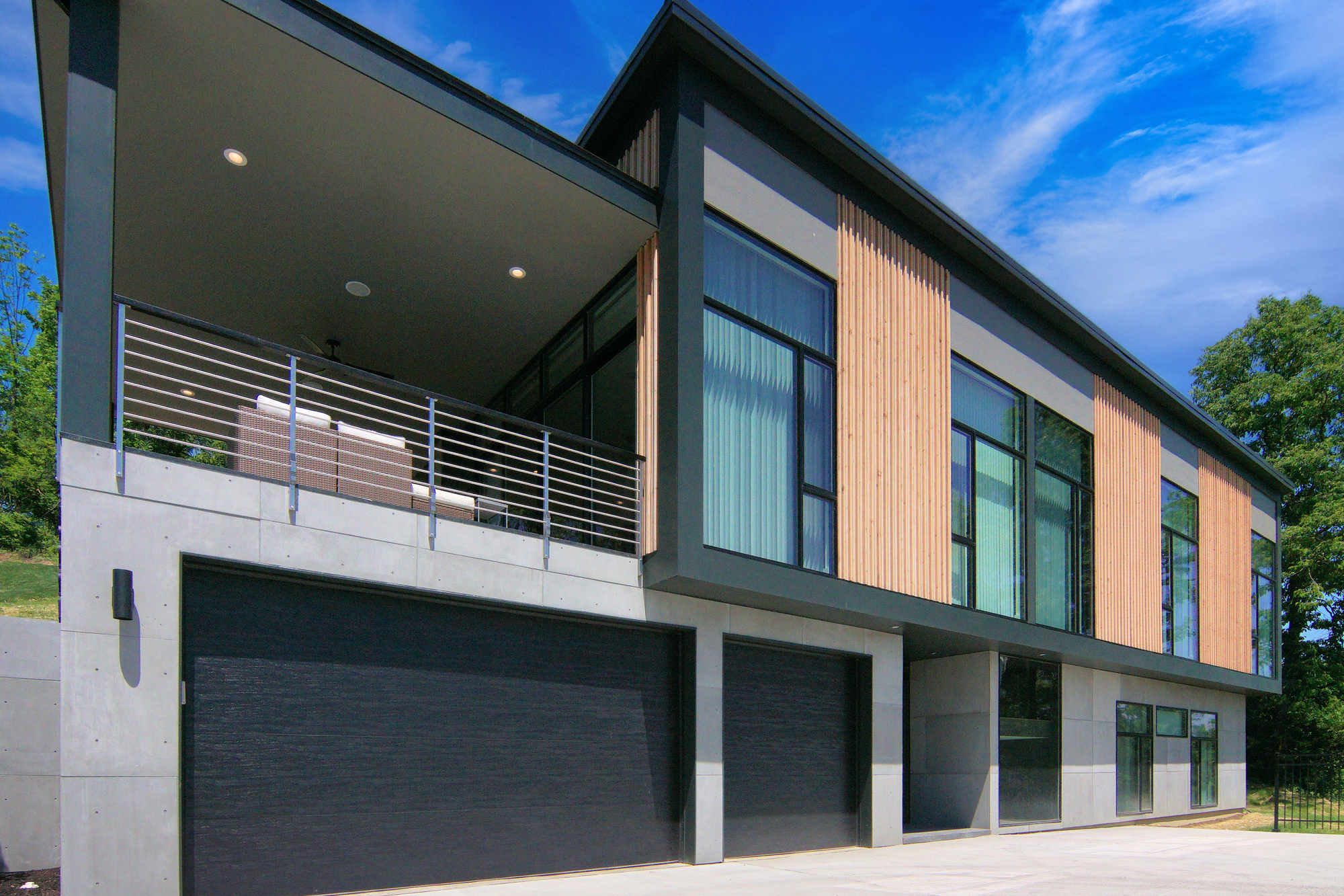 Columbia-Tusculum | Modern | Redknot Homes