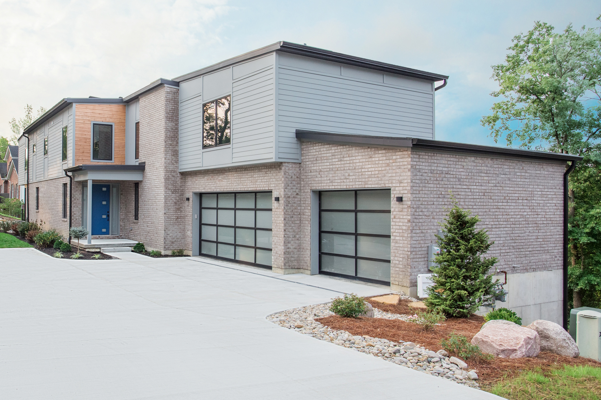 Columbia-Tusculum | Transitional | Redknot Homes