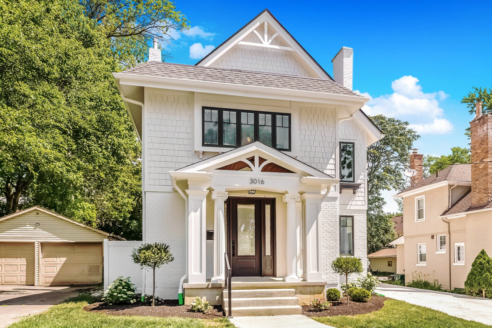 Hyde Park | Transitional Remodel | Redknot Homes