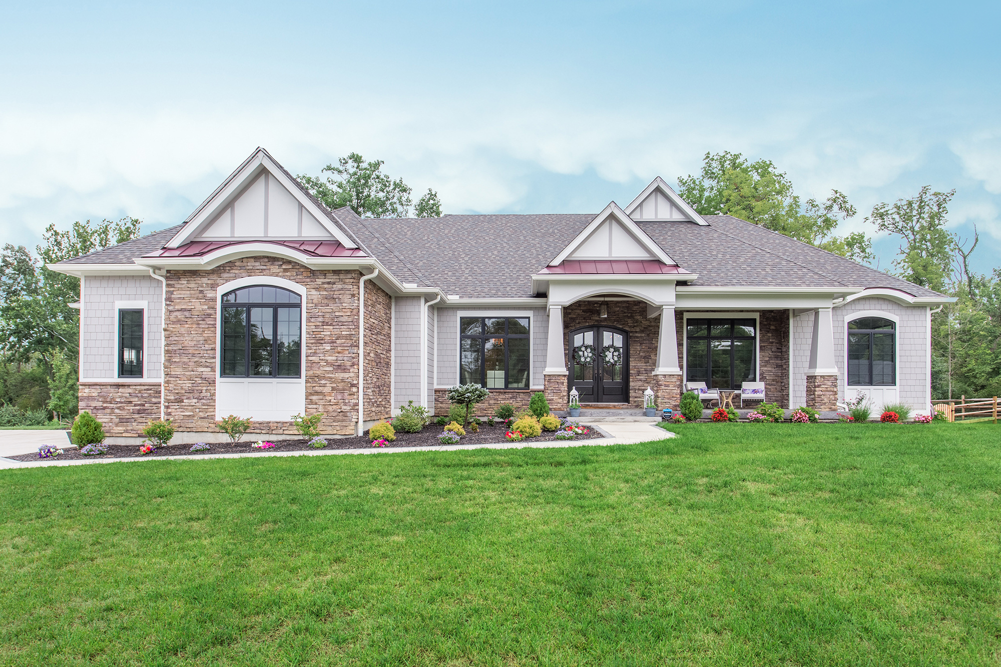Liberty Township | Transitional | Redknot Homes